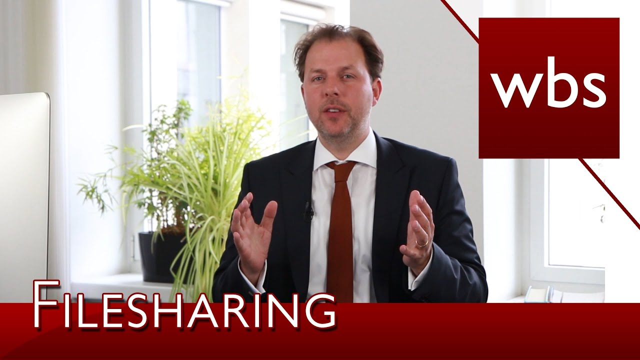 YouTube-Video von Christian Solmecke zum Thema: Die aktuelle Lage im Filesharing